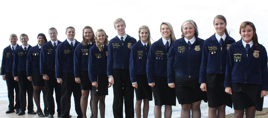 2012-13 State Officer Candidate Announcement