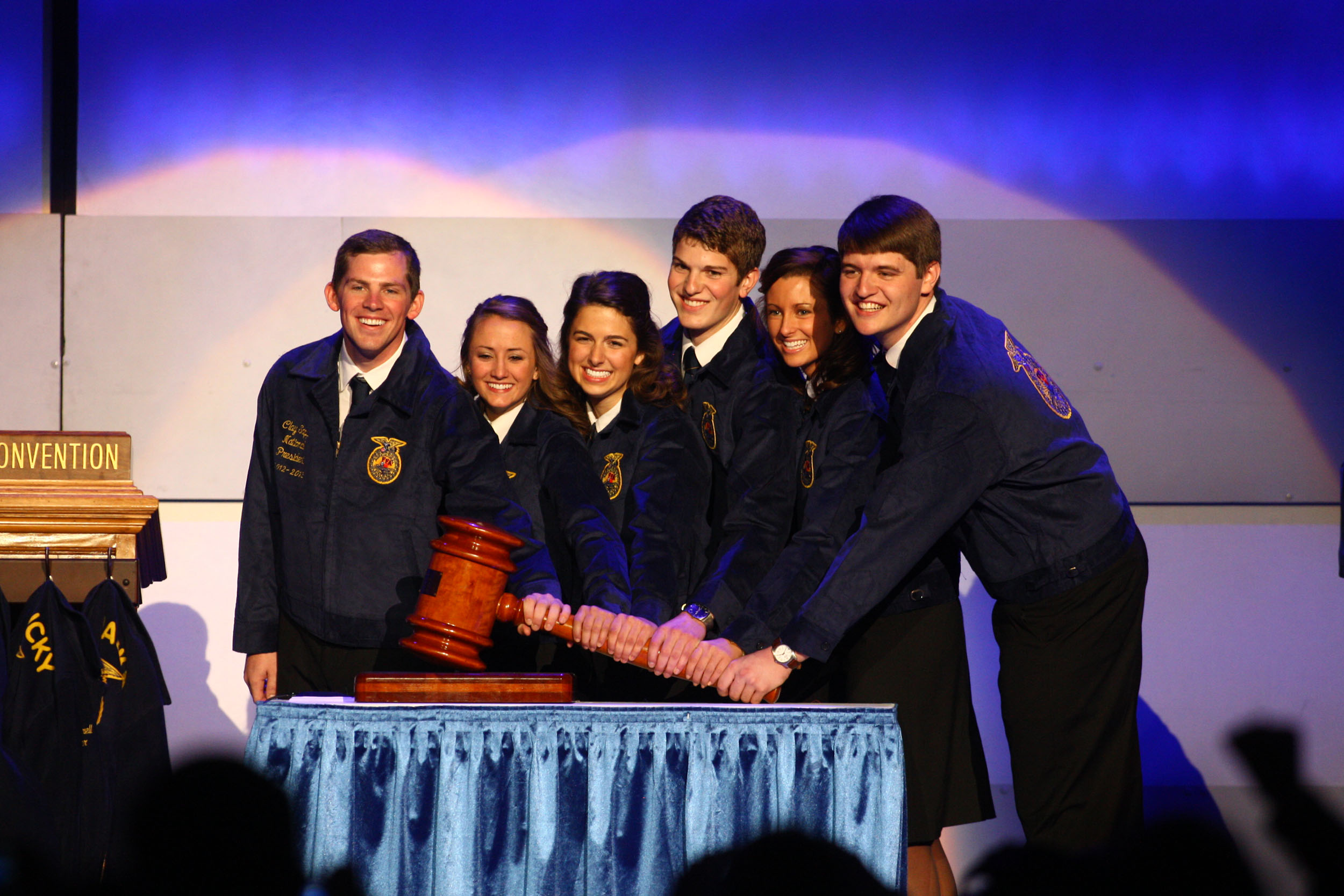 2012-13 National FFA Officers