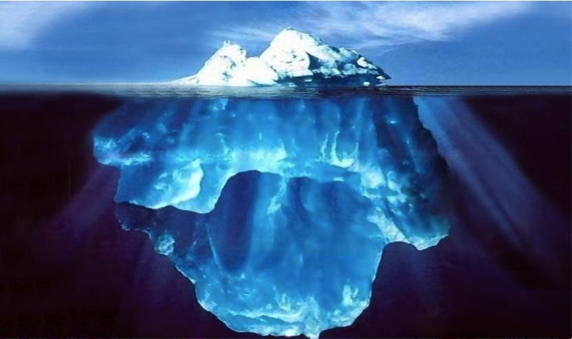 Leadership: Iceberg Style!