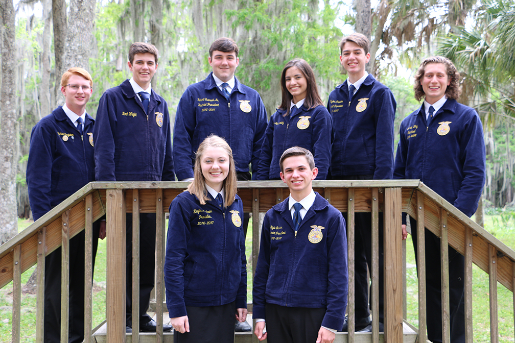 2017-2018 State Officer Candidates Selected